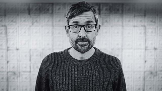 Louis Theroux, keynote speaker at Unily's employee experience Unite conference