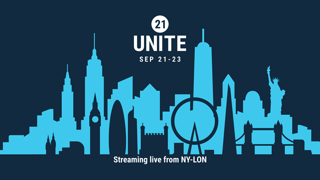 Unite 21 - Unily's employee experience conference