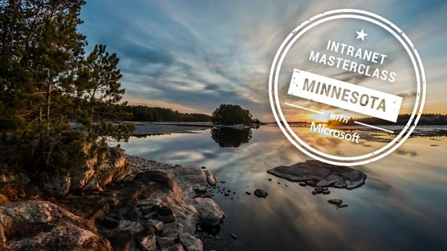 FREE Virtual Intranet Masterclass - Minnesota